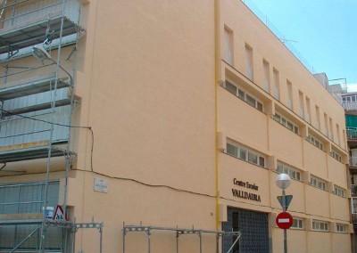 Rehabilitación de fachadas Barcelona