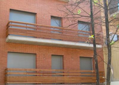 Constructora de edificios de viviendas, viviendas plurifamiliares
