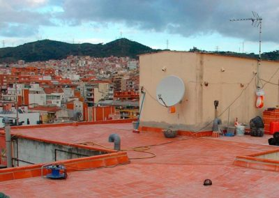 Impermeabilizació de terrats