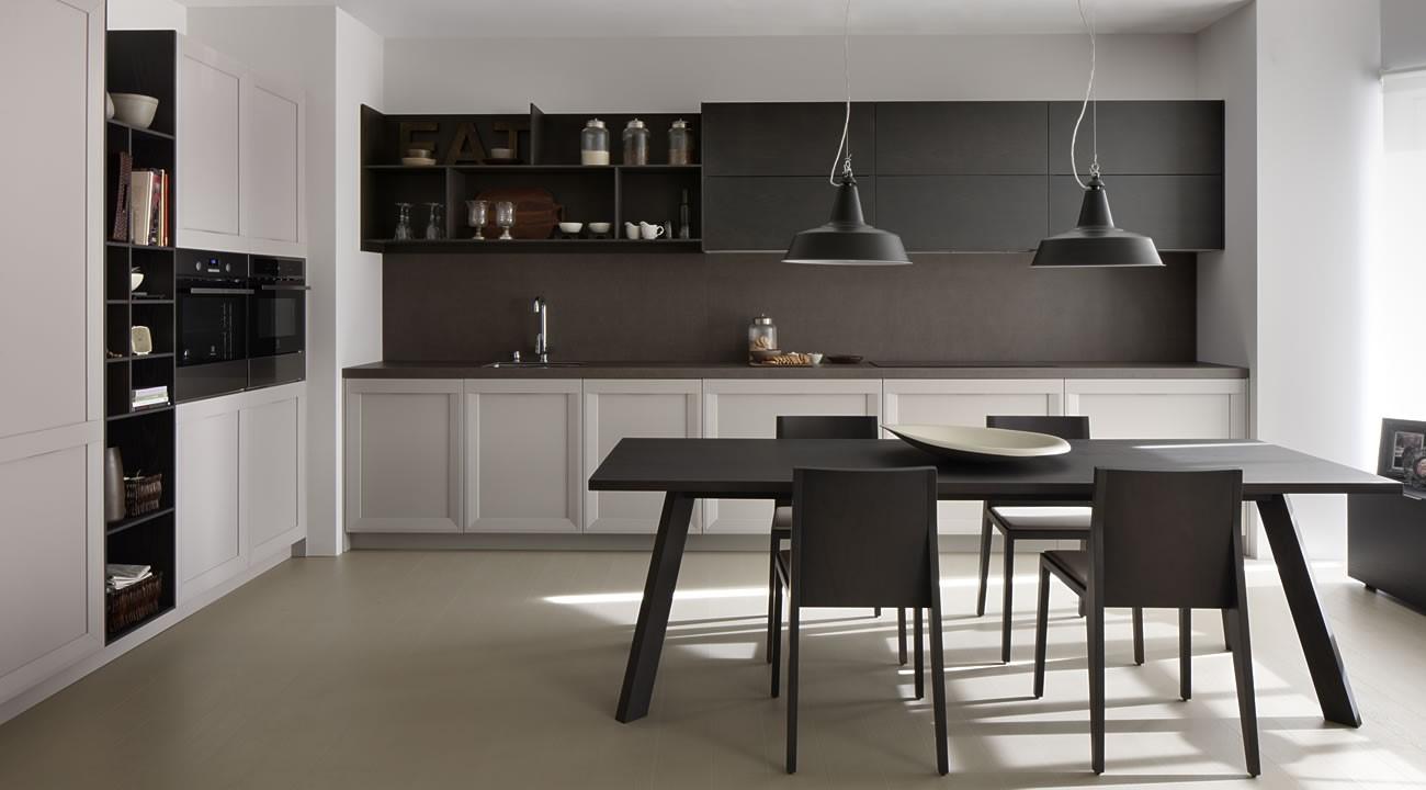La cocina: La estancia predilecta - OAK 2000