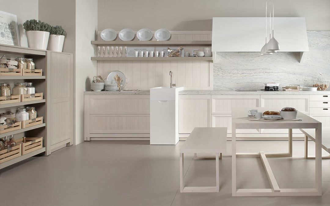 La cocina: La estancia predilecta