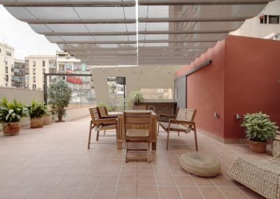 Diseño de zonas exteriores