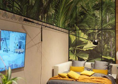 dormitorio interior decoración