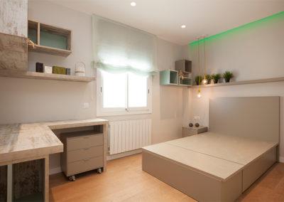 Reforma del dormitorio