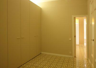 Habitación piso