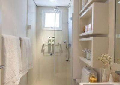 ideas para el baño pequeño