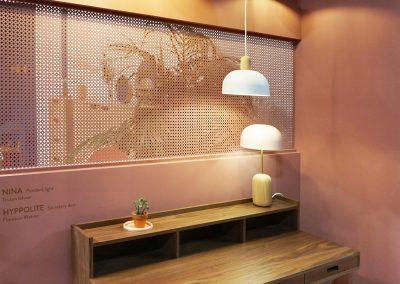 iluminación mobiliario