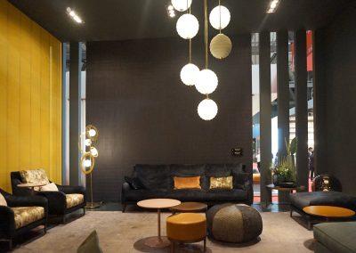 iluminación mobiliario salón