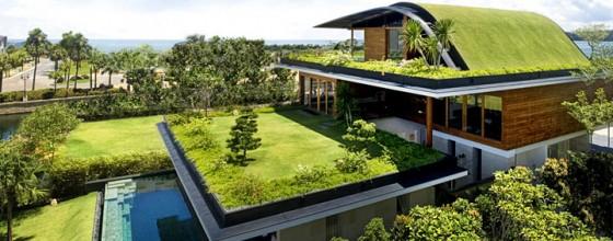 Materiales ecológicos y responsables con el medio ambiente para la construcción y reforma de viviendas