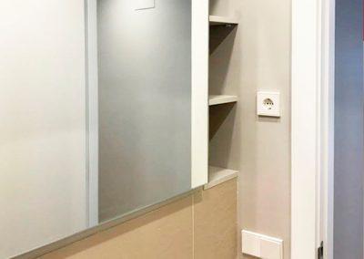 Mobiliario baño casa Dica