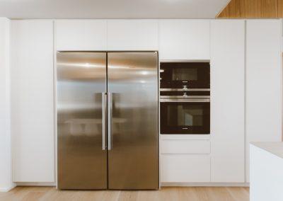 Mobiliario y electrodomésticos cocina