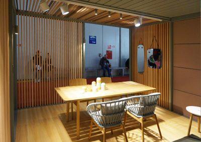 mobiliario interior iluminación