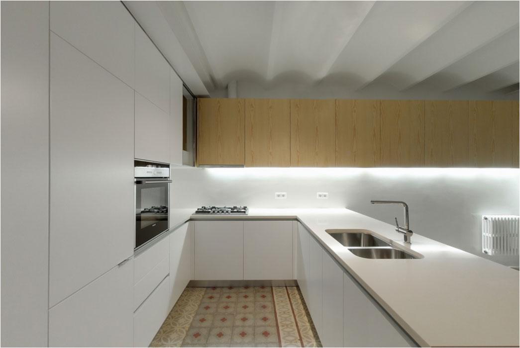 Accesorios cocina: Módulos cajones, rinconeros, puertas push, etc.