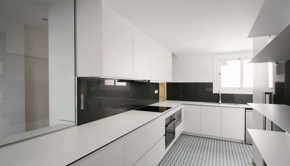 Opini n sobre una reforma en la calle sardenya - Precio reforma integral piso 80 metros madrid ...