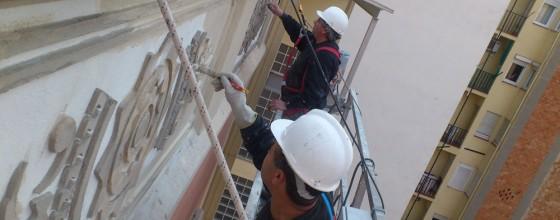 Núria. Reforma de estudio en Sant Gervasi 2013