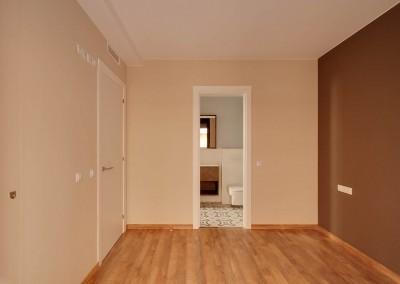 Derribo y reconstrucción de viviendas unifamiliares - Recibidor