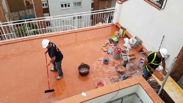 Rehabilitación integral de edificios