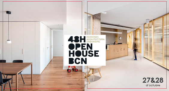 48h open house bcn 2018