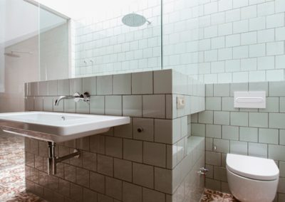baño rehabilitado