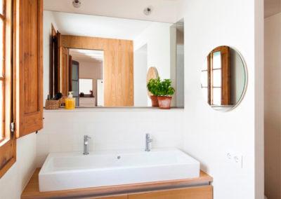 Baño privado dormitorio