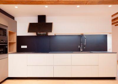 Calidad de materiales cocina