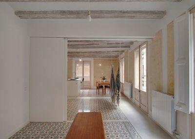 Convertir un piso en dos
