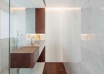 Baño de diseño
