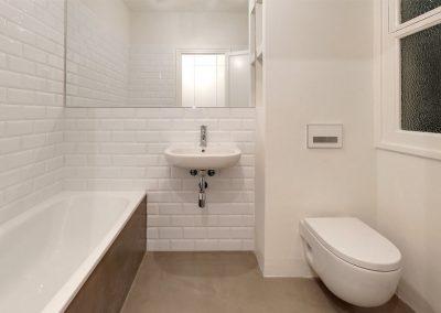 Diseño de baños reforma piso