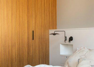 Dormitorio reformado