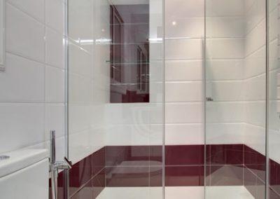 Duchas reforma baños