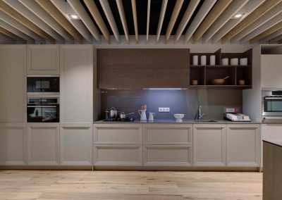 Exposicion mobiliario cocina