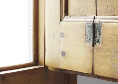 Fusteries de fusta