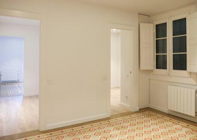 Reforma habitatge 120 m2