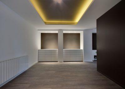 Elementos de obra para iluminación indirecta