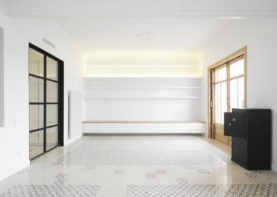 Interiorista Juliette Boulard A53 i Franconi Architects