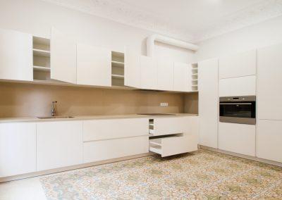 Mobiliario de cocina, calidad y practicidad