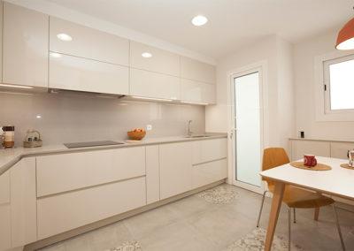 Mobiliario cocina de la casa Dica