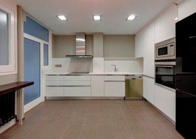 Mobiliario cocina y electrodomésticos