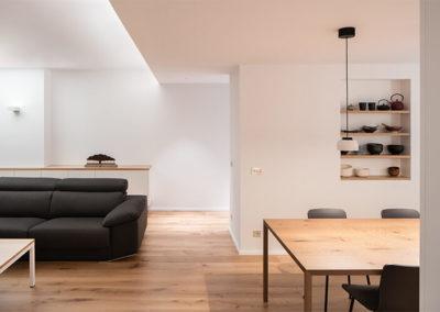 Mobiliario salón-comedor