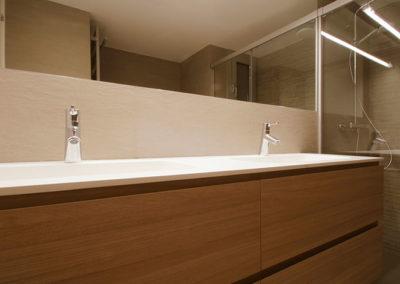 Muebles de baño de la casa Dica