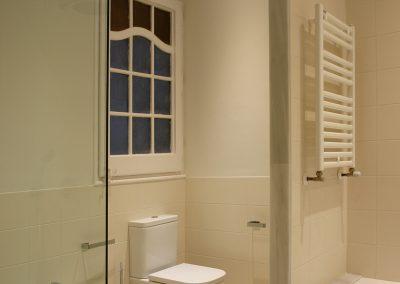 Reforma del otro baño del piso