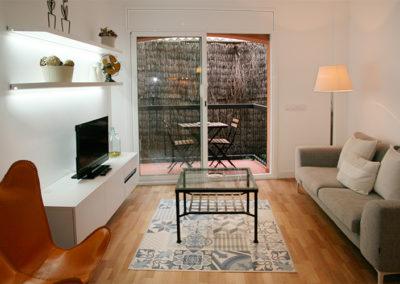Reforma apartament a Bergnès de les Cases